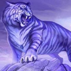 violet tiger